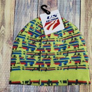 L.L. Bean US Ski Team hat size s/m